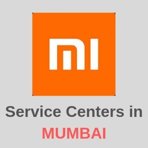 Mi service centers in Mumbai, India