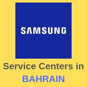 Samsung Service Centers in Bahrain