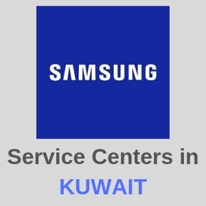 Samsung service centers in Kuwait & Kuwait City, Arab country