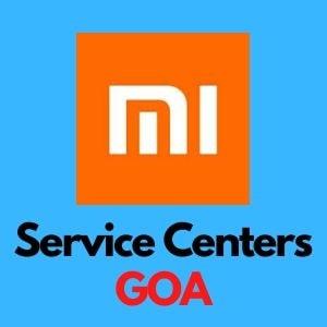 List of Mi Service Centers in Goa, India (2020)