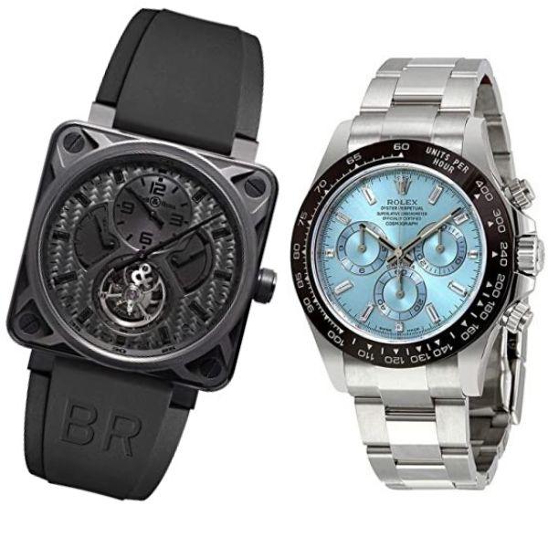 Expensive Luxury Watches on Amazon