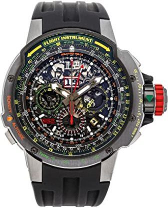 Richard Mille men luxury watch image