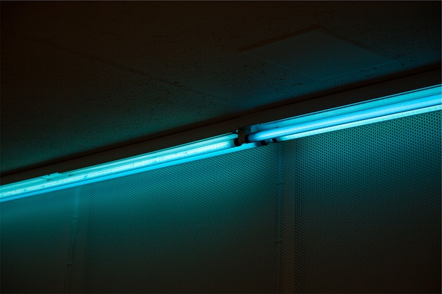 Antimicrobial Lighting
